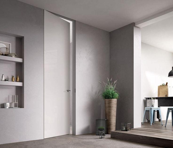 M s de 25 ideas incre bles sobre puertas interiores en for Puertas blancas con vidrio
