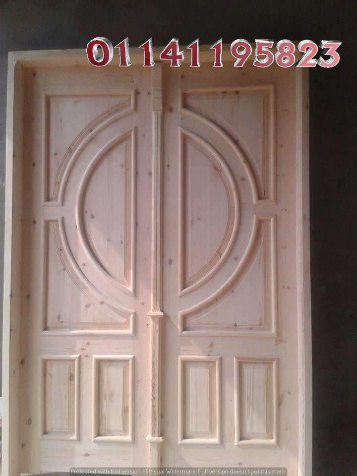 ابواب خشب Visual Decor Home Decor