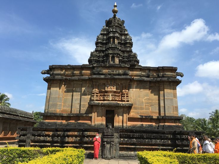 Aghoreshwara Temple in Ikkeri Village, Sagara, Karnataka, India
