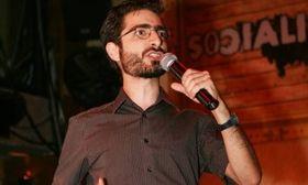Λάμπρος Φισφής: Δεν είμαι ηθοποιός αλλά ασχολούμαι με την κωμωδία   Ο Λάμπρος Φισφής μίλησε για το stand up comedy και τις δυσκολίες του.  from Ροή http://ift.tt/2isLbDz Ροή