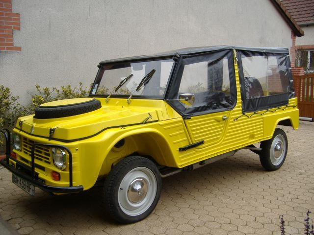 citroen mehari mehari 4x4 de 1980 2200 km 18000 annonce occasion d 39 exception top 39 s cars. Black Bedroom Furniture Sets. Home Design Ideas