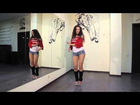 Видео урок Школа танцев Латина - YouTube