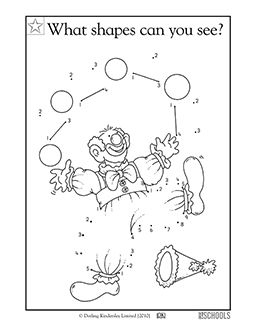 80 best Pre-K Circus Theme Crafts/Worksheets images on