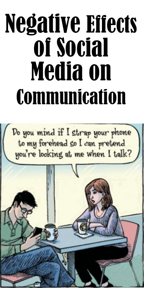 Pin on Effects of Social Media
