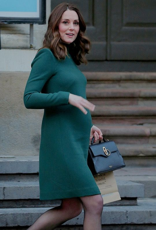 Catherine, Duchess of Cambridge visits the Nobel Museum during day one of her Royal visit to Sweden and Norway with Prince William, Duke of Cambridge on January 30, 2018 in Stockholm, Sweden.