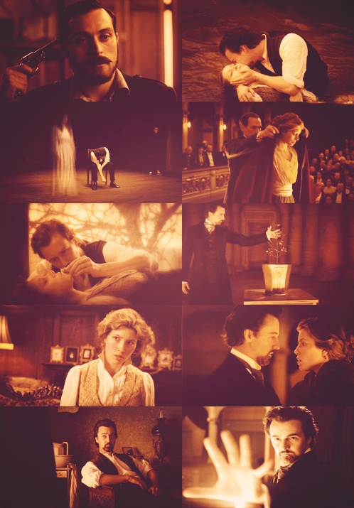 The Illusionist (2006) - Edward Norton, Jessica Biel, Rufus Sewell, Paul Giamatti - Romance, drama, mystery, suspense and illusions unfolded - worth seeing anytime.