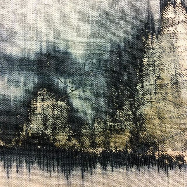 Helen Terry - Memory on cloth