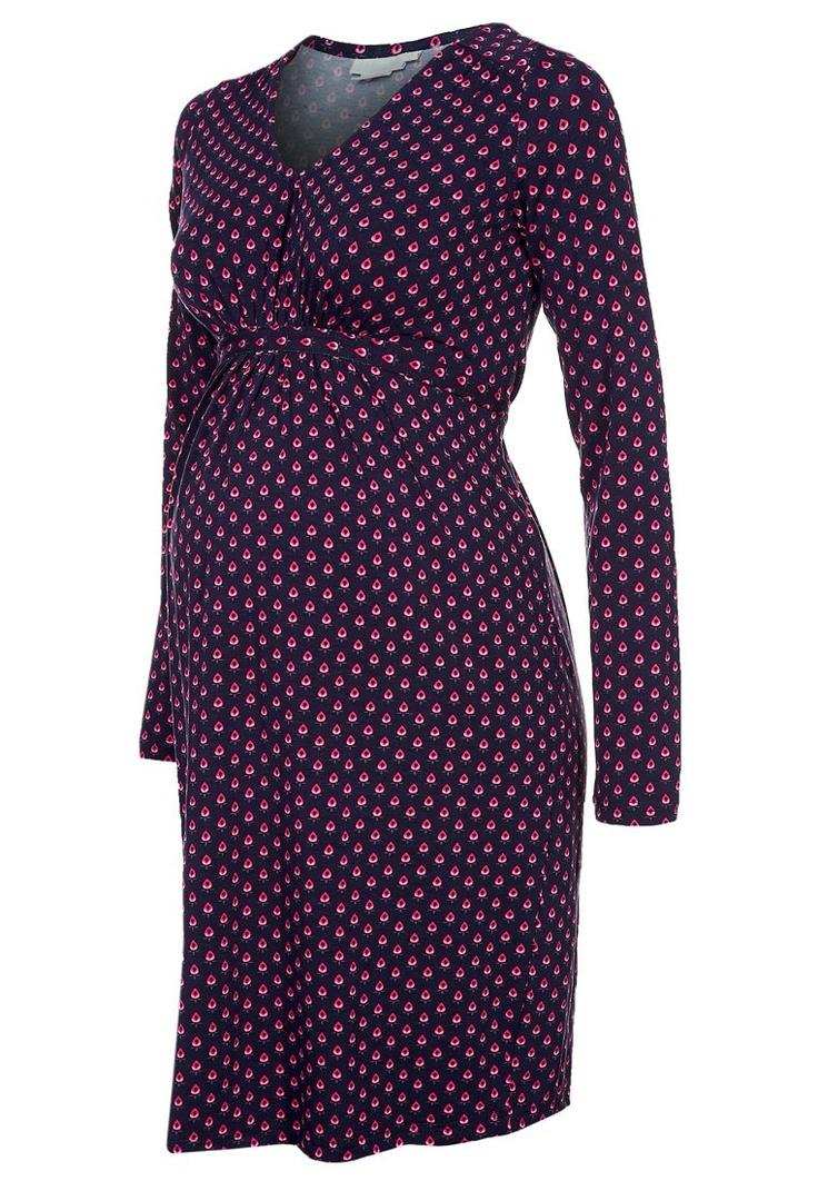 JoJo Maman Bébé - Jerseyklänning - Ljusrosa 540