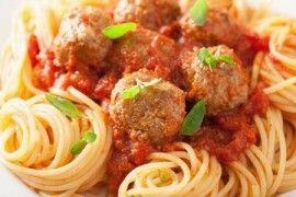 Poze Chiftelute italiene cu ton
