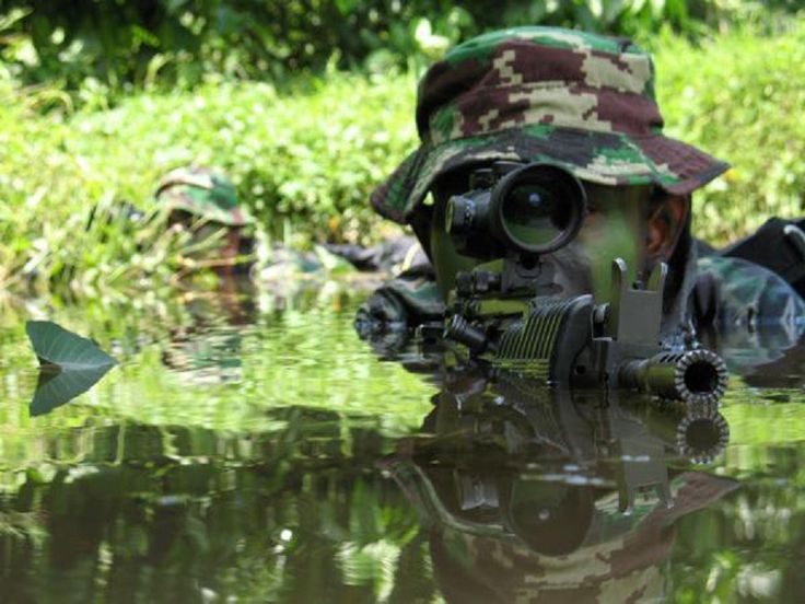 Kopassus - Indonesia Army Special Force