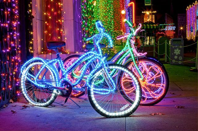 Atlanta Streets Alive Parade Great Atlanta Bicycle