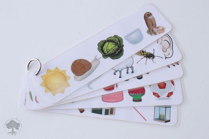 Las Rimas en el Método Montessori + Cuentos Rimados + Imprimible
