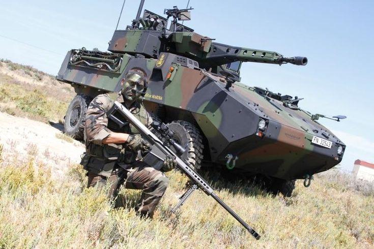 Los 10 mandamientos del infante de marina español | Fuerzas Armadas