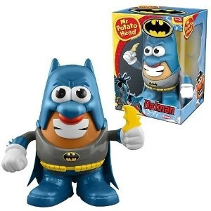 DC Comics Classics Batman Mr. Potato Head - Authentic New Collectable