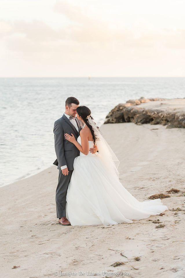 Rum Runners Beach and Pavilion at Postcard Inn Resort and Marina, Florida Keys, Jannette De Llanos Wedding Photography