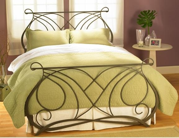 Melody King Size Bed Iron Beds Wesley Allen As Its Name