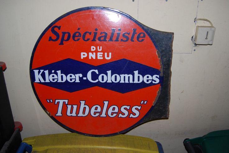 Kléber Colombes émaillerie  ART FRANCE LUYNES Tourraine