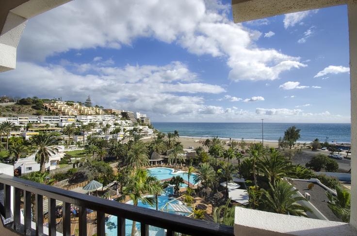IFA Beach sea views