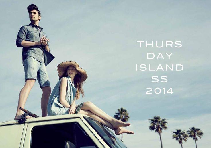 Thursday Island 2014 S/S