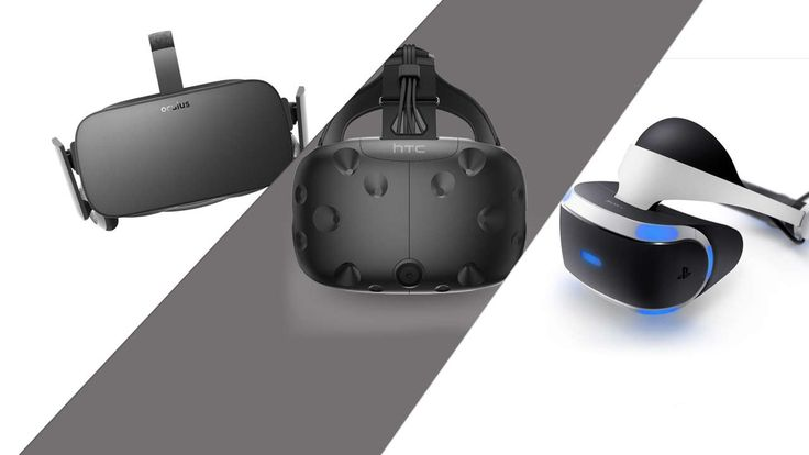 Oculus Rift PlayStation VR and Vive Comparison: Prices Specs & Games