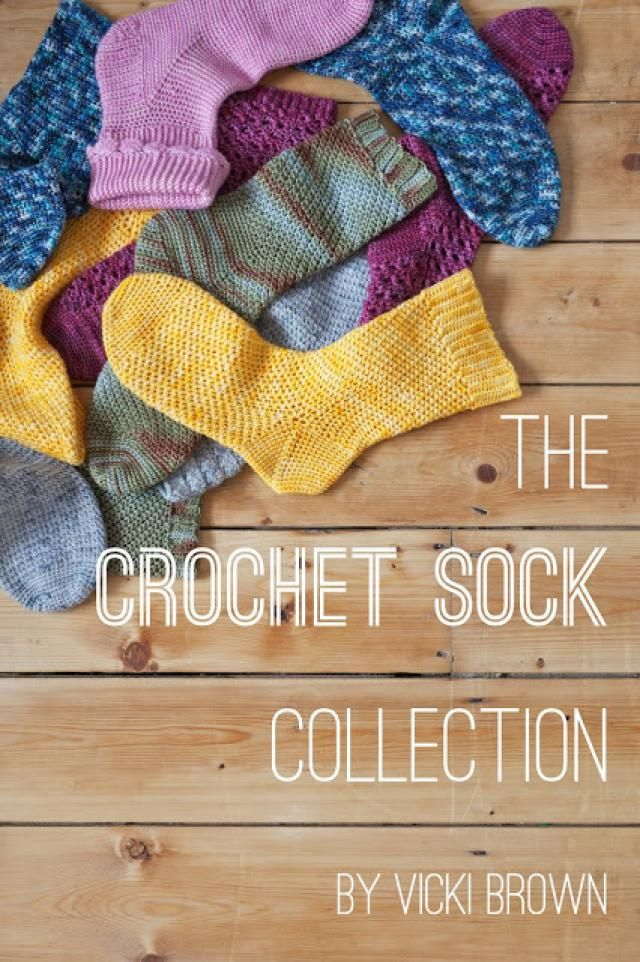 In recent years, crochet designers have come up with some wonderfully innovative crochet sock patterns. The patterns combine techniques and terrific yarn choices to offer crochet socks that are as cozy and cute as their knitted counterparts. Here you'll find ten crochet sock patterns to try yourself.