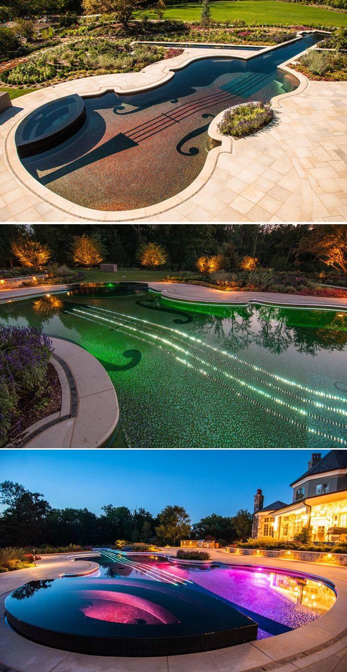 Dazzling Swimming Pool
