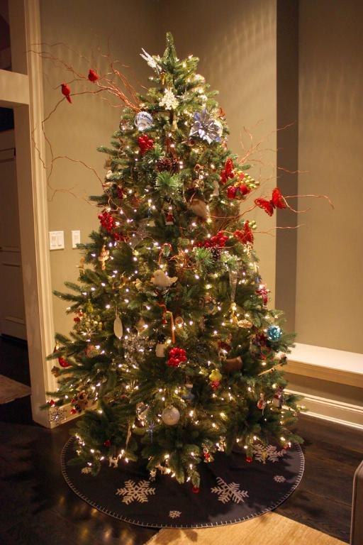 Customer Photo Of Castle Peak Pine Christmas Tree Balsam
