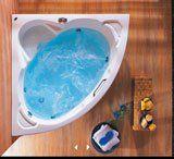 μπανιέρα γωνιακή-Πολυσύνθεση