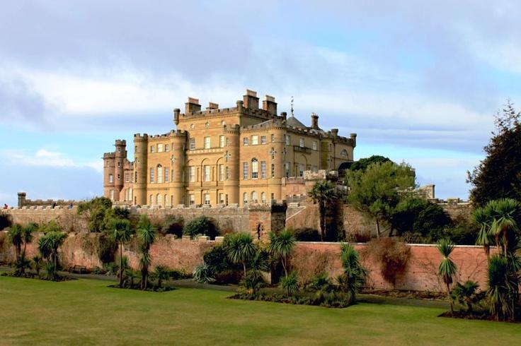 Culzean Castle, Scotland...