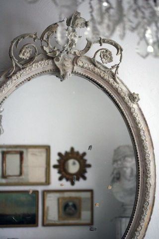 What does your mirror reflect?   Reflecting on Mirrors