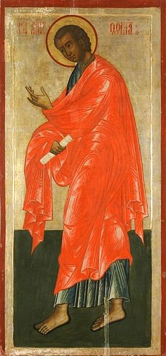 """Thomas the Apostle-- (called Didymus which means """"the twin"""") was one of the Twelve Apostles of Jesus Christ, according to the New Testament. He is informally called doubting Thomas because he doubted Jesus' resurrection when first told, (in the Gospel of John), followed later by his confession of faith, """"My Lord and my God"""", on seeing Jesus' wounded body."""