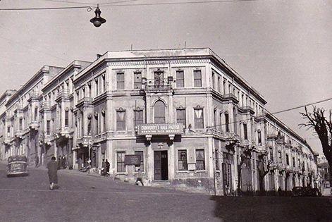 Akaretler - 1940'lar