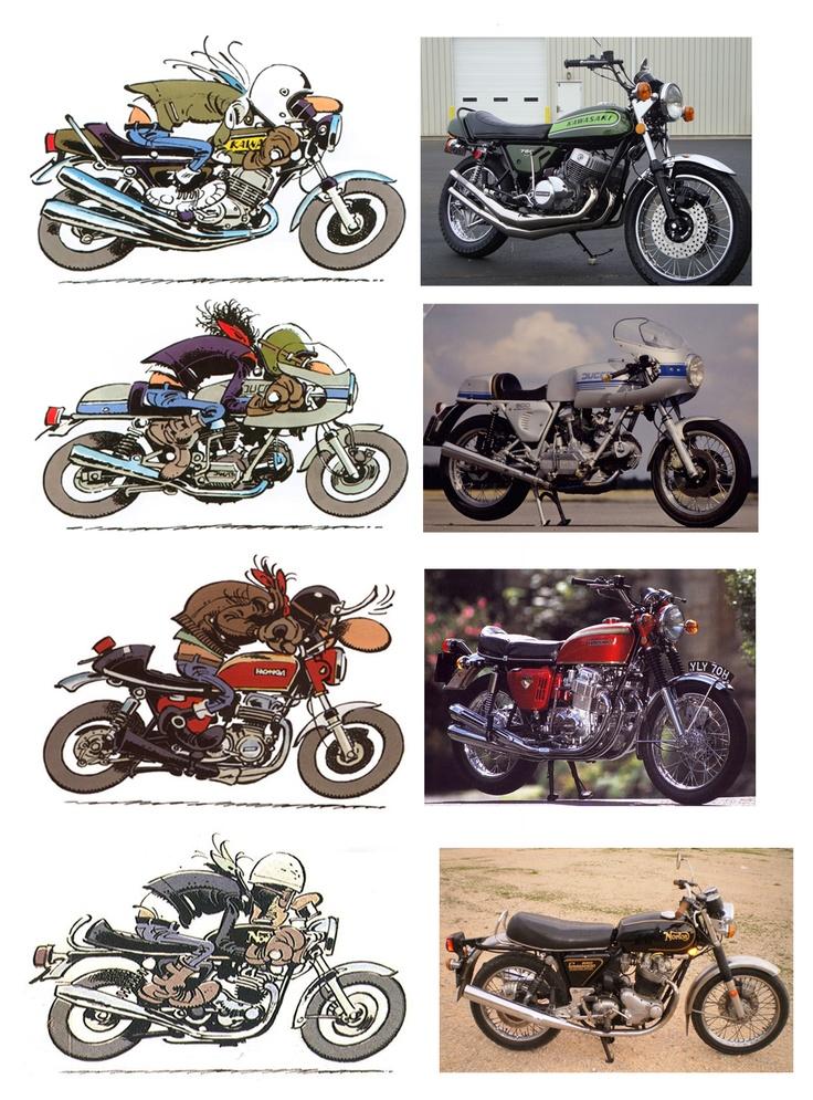 Joe Bar Bikes Bonjour à tous !!! Aujourd'hui, Vintage moto parts et Pieces moto Suzuk' se sont ouvertes au monde ... Où que vous soyez, nous traiterons votre commande . http://www.pieces-moto-suzuk.com/ http://www.vintagemotoparts.fr/