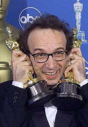 Roberto Benigni, Life is Beautiful (La Vita e Bella), 1998