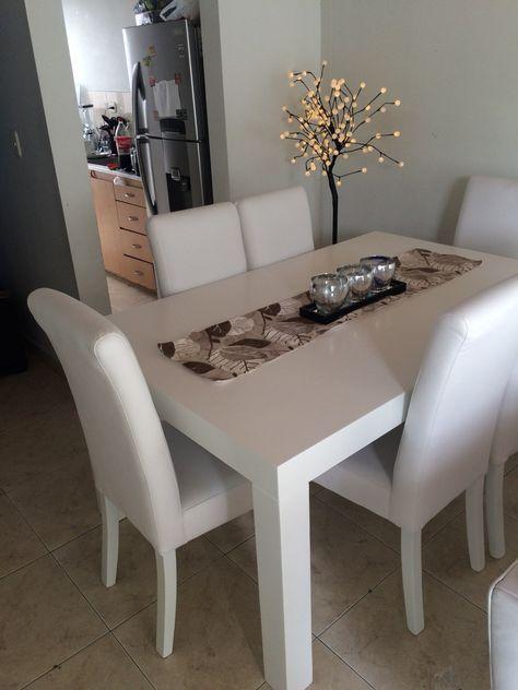Resultado de imagen para sillas comedor modernas gris | decoración ...