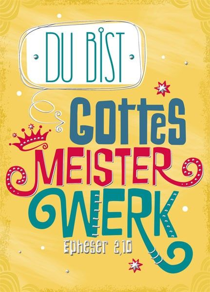 Big Blessing - Gottes Meisterwerk (Diy Shirts Quotes)
