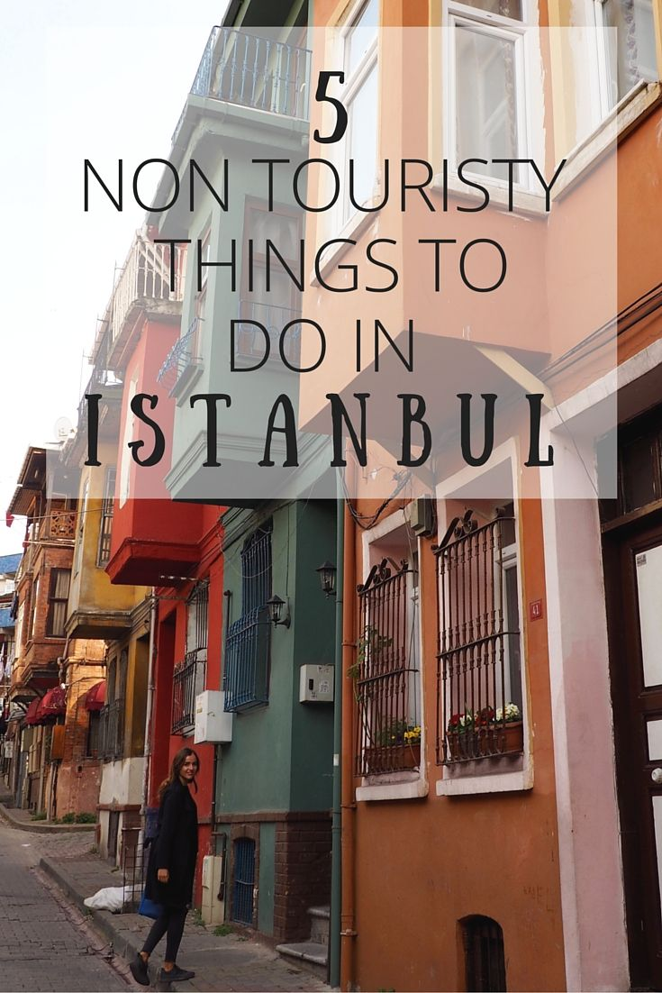 5 Non Touristy Things To Do In Istanbul // Places to escape the crowds and to explore Istanbul off the beaten track. www.girlxdeparture.com