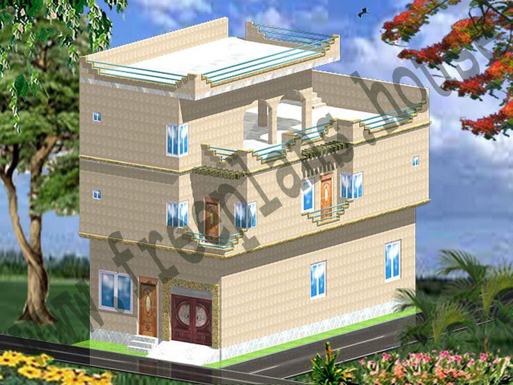 for 45 square meter house interior design