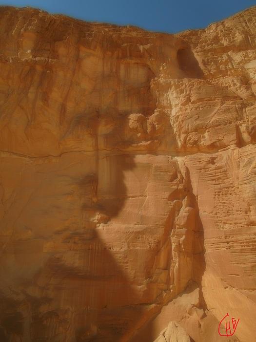 White Canyon Sinai Desert .Photography Colette H Guggenheim
