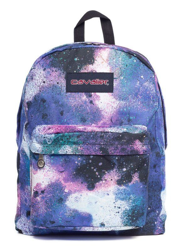 Mochila escolar Cavalier estampada universe - Enluaze Loja Virtual | Bolsas, mochilas e pastas