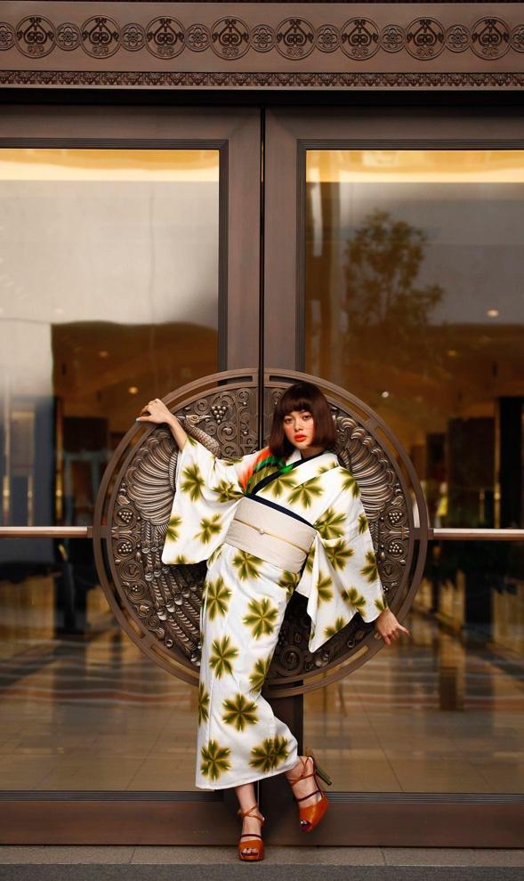 伊勢丹×東京デザイナー今年は女の浴衣、ミナやファセッタズムとコラボ   Fashionsnap.com