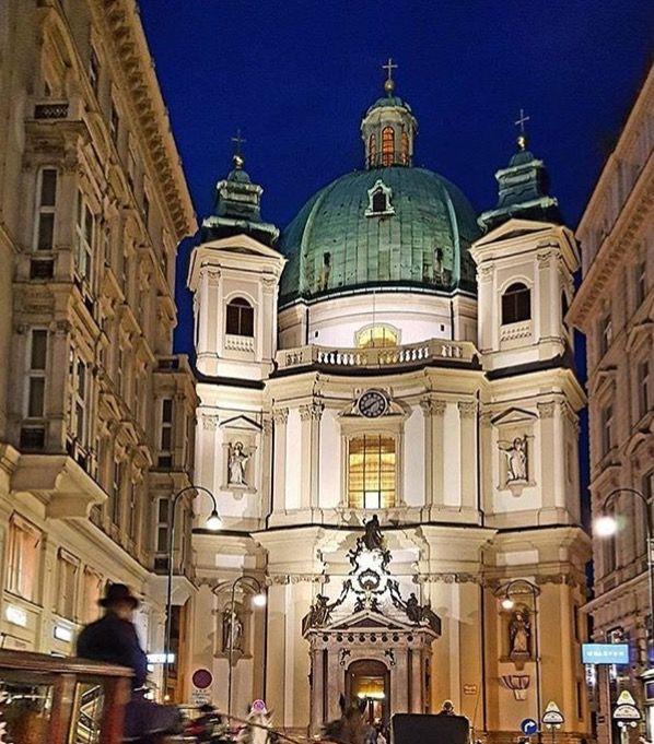 St. Peter's Church Vienna