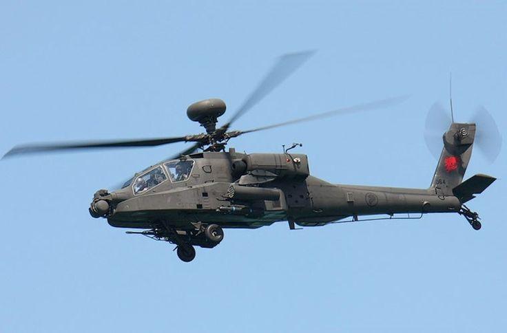 AH-64D Aapache Longbow
