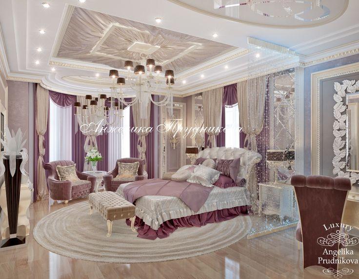 Спальня - Дизайн коттеджей