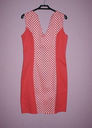 Kup mój przedmiot na #vintedpl http://www.vinted.pl/damska-odziez/krotkie-sukienki/16539600-dopasowana-czerwona-sukienka-z-zipem