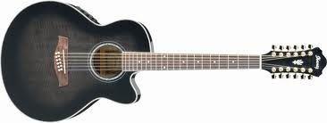 Eléctro acústica 12 cuerdas guitarra (366×138)