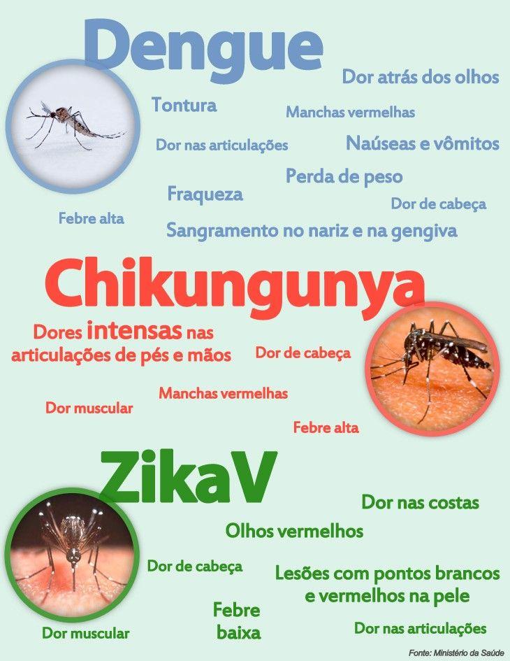 -Muitos médicos e demais profissionais da saúde ainda se confundem com as diferenças dos sintomas dos vírus.    ->A transmissão das três d...