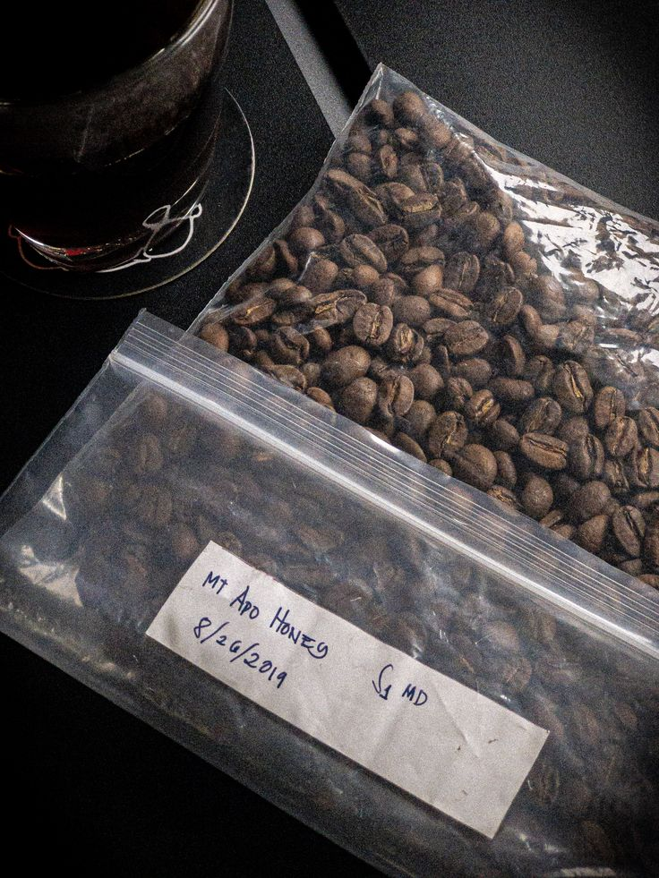 Mt. Apo (Honey) Civet coffee, Raw coffee beans, Coffee