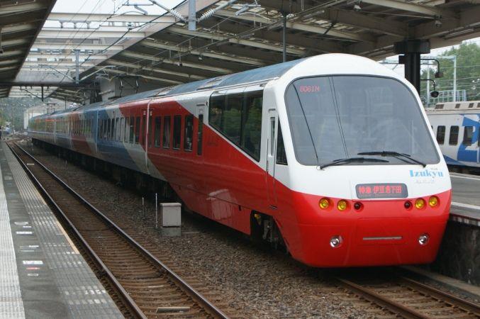 伊豆急行2100系 - 日本の旅・鉄道見聞録