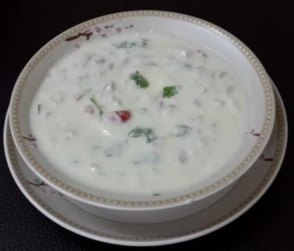 RaitaRaita-Raitha-Onion Raita-Raitha for Biryani